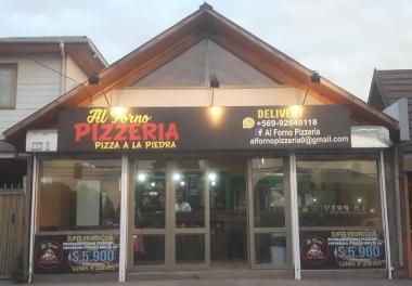 Al Forno Pizzería