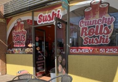 Crunchy Rolls Sushi