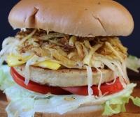 Dakar Burger  San Miguel