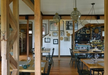El Humedal Casa Cocina