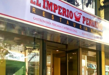 El imperio Peruano (Local Etchevers)
