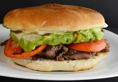Sandwich San Martín