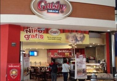 Gatsby (Mall Plaza Vespucio)