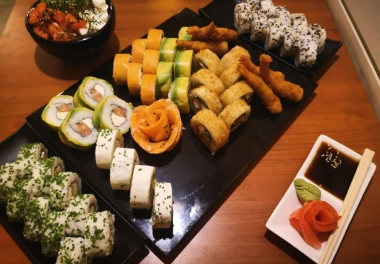 Hafu Sushi