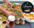 La Barra Pizzas...