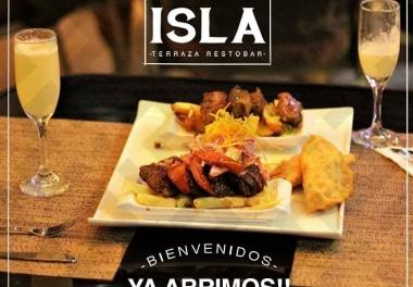 La Isla Terraza Restobar - Bar & Grill