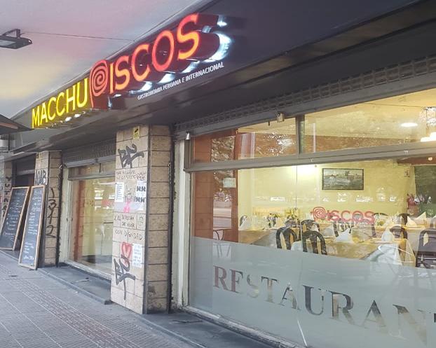 Macchu Piscos