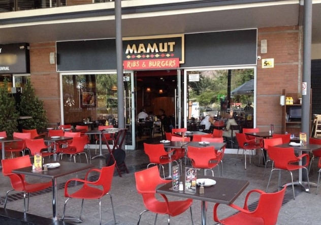 Mamut (Ciudad Empresarial)