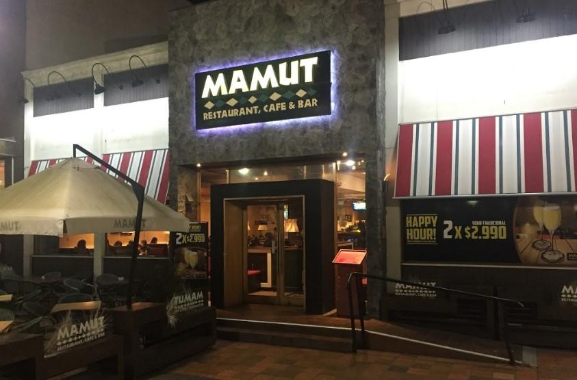 Mamut (Mall Plaza Bio Bio)