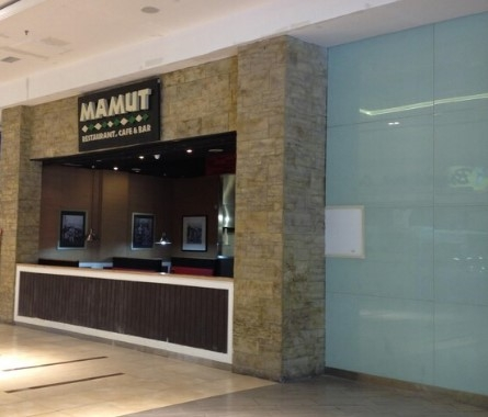 Mamut (Mall Plaza Oeste)