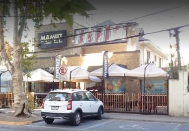 Mamut (Mall Plaza Tobalaba)