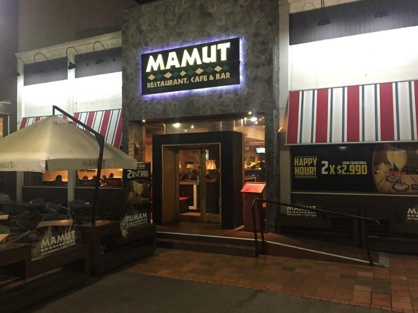 Mamut (Mall Plaza Trebol)