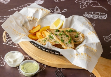 Master Fish & Chips (Viña del Mar)
