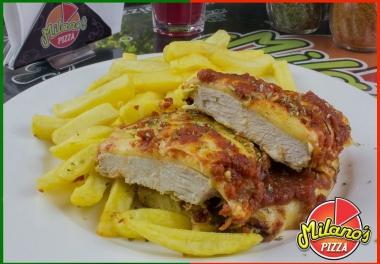 Milano´s Pizza (Manuel Montt)