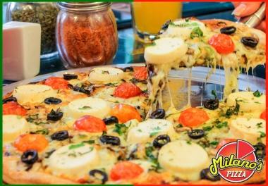 Milano´s Pizza (Vicuña Mackenna)