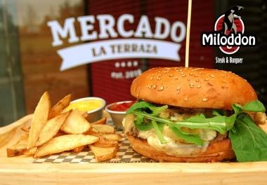 Miloddon - Steak & Burger