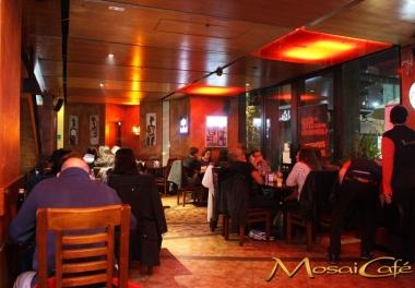 Mosai Café (Patio Bellavista)