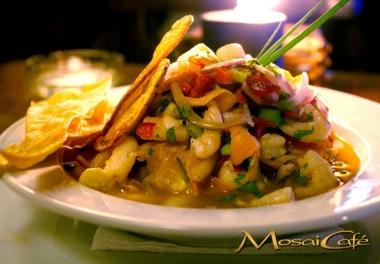 Mosai Café (Las Condes)