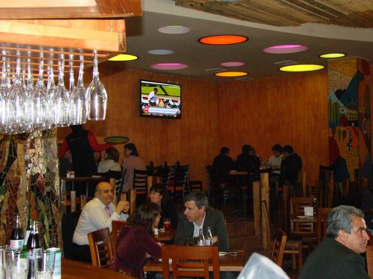Mosai Café (Parque Araucano)