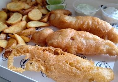 Mr. Hern Fish & Chips