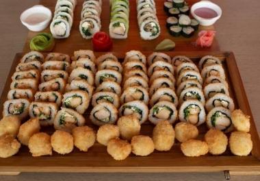 Okinawa Sushi & Delivery (Américas)