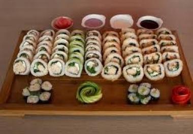 Okinawa  Sushi & Delivery (Vicuña Arica II)
