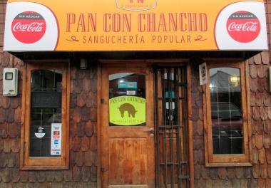 Pan con Chancho