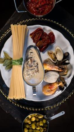Ocean Pacific´s Pasta e Mare