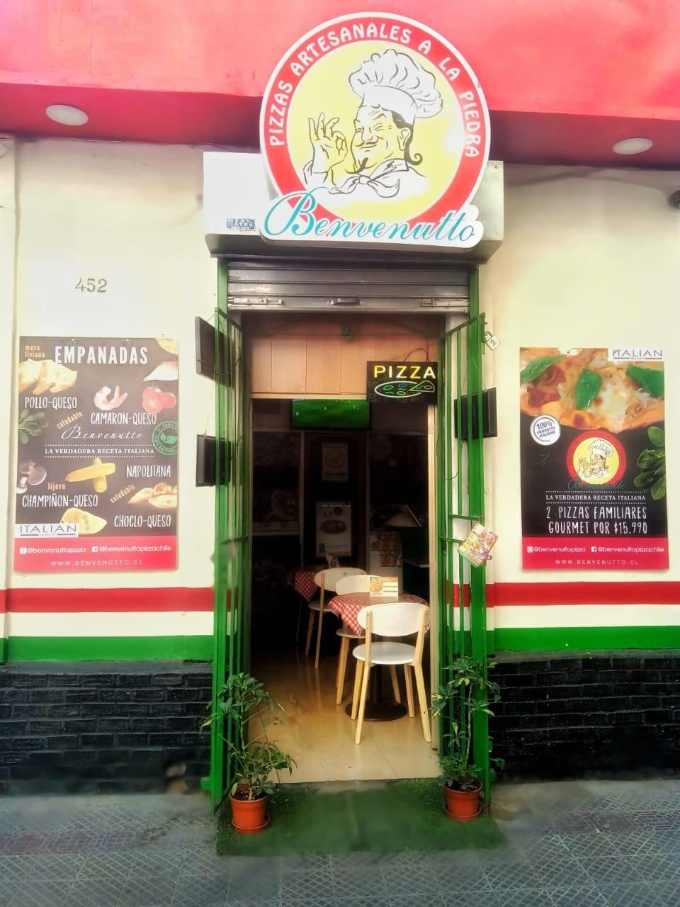 Pizzeria Benvenutto