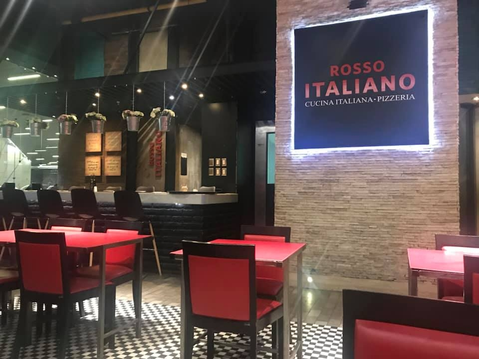 Rosso Italiano (Mall Costanera Center)