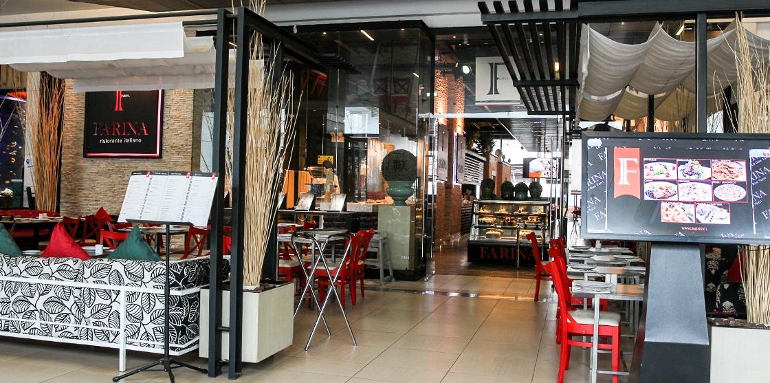 Rosso Italiano (Mall Costanera Center)