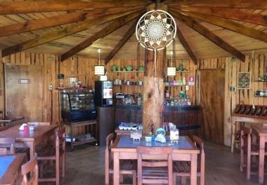 Salon de Té Entre Olivos