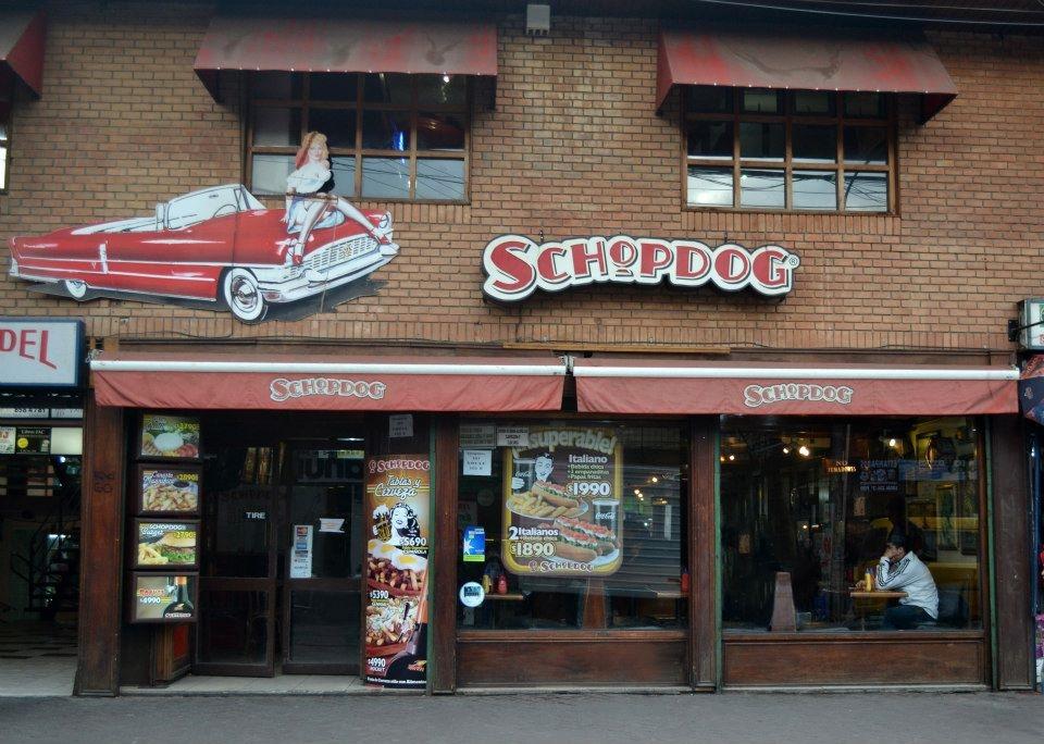 Schopdog (San Bernardo)