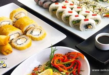 Seiko Sushi - San Antonio
