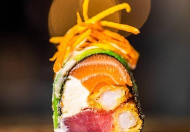 Senz Sushi & Nikkei (Cerro el Plomo)