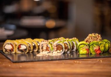 Senz Sushi & Nikkei (Mall Plaza Egaña)