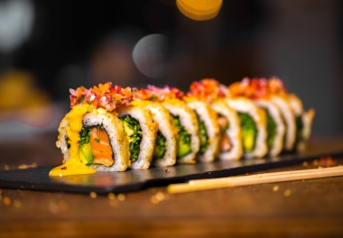 Senz Sushi & Nikkei (Nueva Providencia)