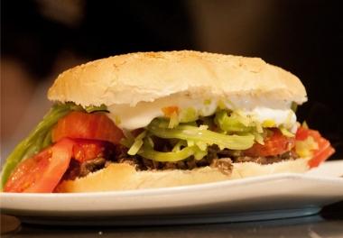 Sésamo Sandwich