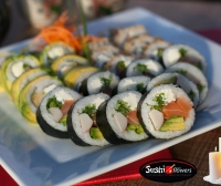 Sushi and Flowers (La Serena)