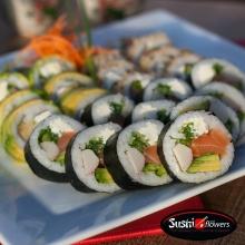 Sushi and Flowers (La Serena)