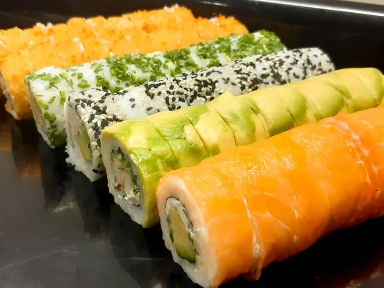 Sushi Siniestros