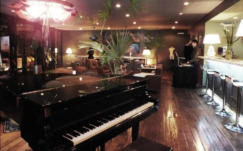 The Aubrey´s Piano Lounge