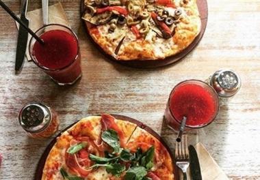 The Pizza Factory (Parque Araucano)