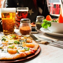 The Pizza Factory (Patio Bellavista)