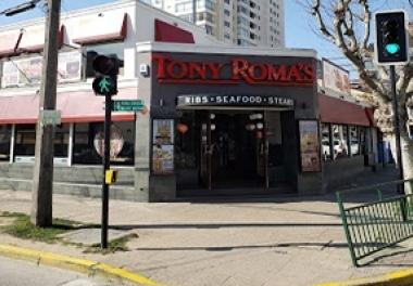 Tony Romas (Viña del Mar)